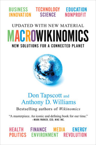Macrowikinomics: New Solutions for Connected Planet (CNW Group/The Tapscott Group)