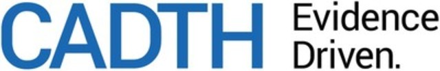 Logo: Canadian Agency for Drugs and Technologies in Health (CADTH) (CNW Group/Canadian Agency for Drugs and Technologies in Health (CADTH))
