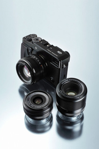 Fujifilm X-Pro1. (CNW Group/FUJIFILM Canada Inc.)