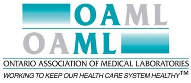 Ontario Association of Medical Laboratories (CNW Group/Ontario Association of Medical Laboratories)
