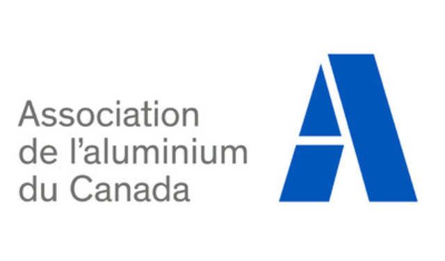 Logo : Association de l'aluminium du Canada (AAC) (Groupe CNW/Association de l'aluminium du Canada)
