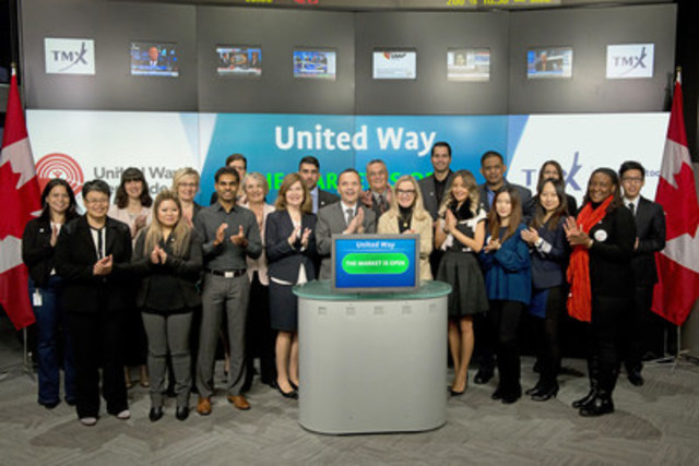 Daniele Zanotti, Senior Vice President Resource Development, United Way Toronto & York Region joined Mary ...