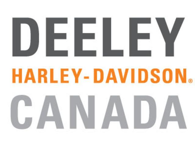 Deeley Harley-Davidson Canada Logo (CNW Group/Deeley Harley-Davidson Canada)