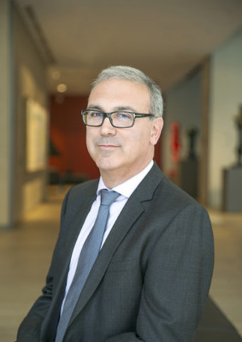 Dr. Gary Newton, currently Chief Medical Strategy Officer and Physician-in-Chief of Sinai Health System, will assume the role of President and CEO of Sinai Health System on October 3, 2016. (CNW Group/Sinai Health System)