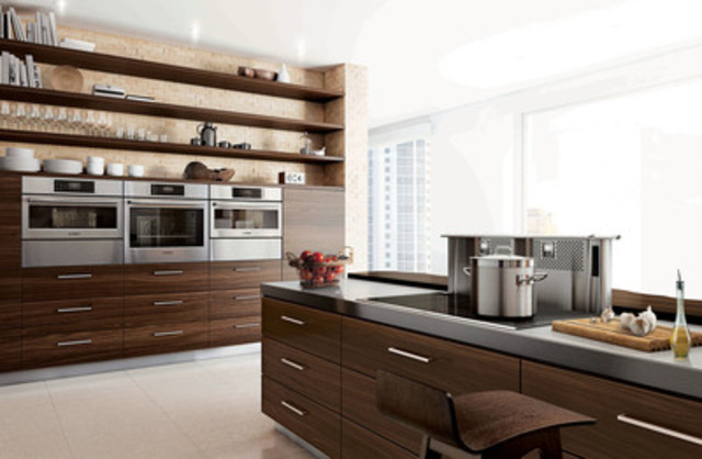 Bosch Sets Benchmark in Kitchen Design with Entirely Redesigned Appliances. With more than 100 new appliances, the revamped Bosch line offers leading-edge European design for the Canadian market. (CNW Group/Bosch Home Appliances)