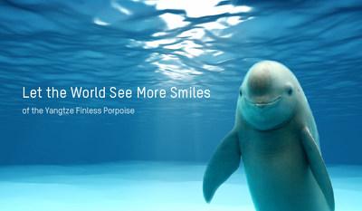 مساعدة للملاك المبتسم – هيكفيجن تساعد الصندوق العالمي وصندوق الكرة الأرضية الواحدة على حماية خنازير البحر في نهر يانغزي
