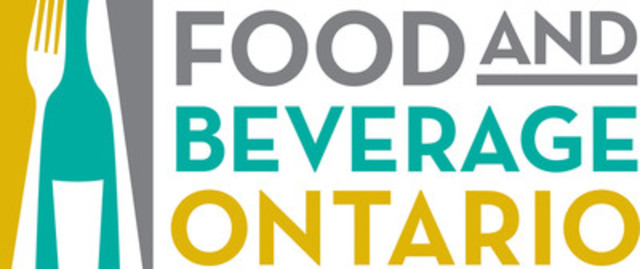 Food and Beverage Ontario Logo (CNW Group/Alliance of Ontario Food Processors)