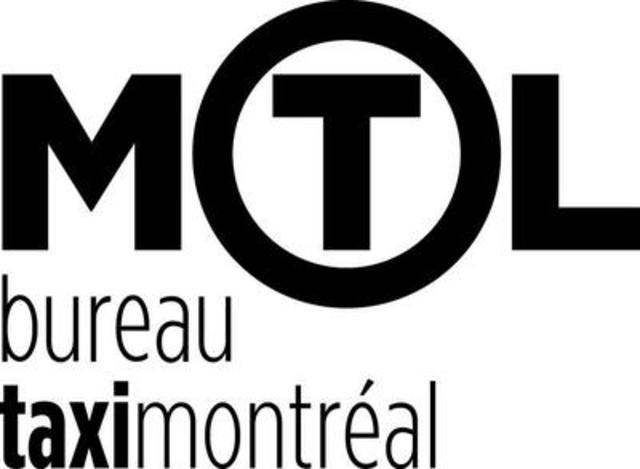 logo (Groupe CNW/Ville de Montréal - Bureau du taxi de Montréal)