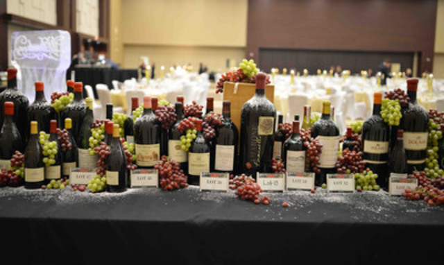 Held biannually, the 2013 Grand Cru Culinary Wine Festival Live Auction featured 55 exceptional lots, ...