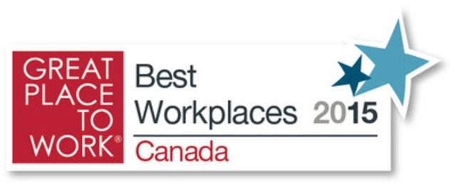 It's a Grand Slam! Corby earns 4th Consecutive Recognition as a Great Place to Work (CNW Group/Corby Spirit and Wine Communications)