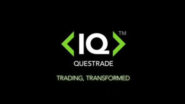 Questrade IQ: the powerful trading platform with a feature-rich experience. Interact with a massive amount of market and account data, and the platform will respond lightning-fast to your every key (or mouse) command. Watch this video to see IQ come to life.