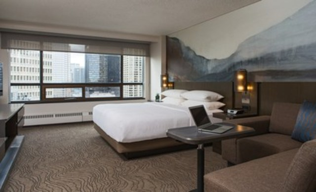 King Guest Room - Our spacious newly renovated king guest room features a comfortable and luxurious king bed, ...
