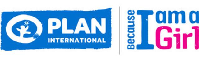 Plan International Canada & Because I am a Girl logo (CNW Group/Plan Canada)