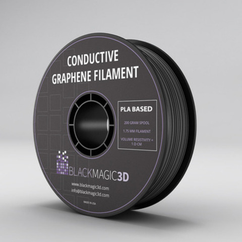 Conductive Graphene Filament (CNW Group/Graphene 3D Lab Inc.)