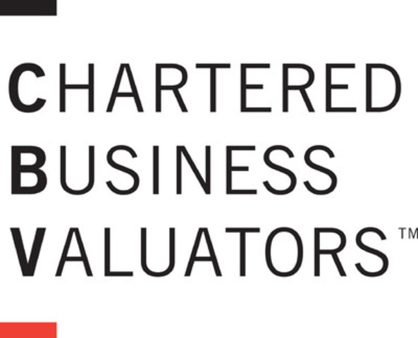 The Canadian Institute of Chartered Business Valuators (CNW Group/The Canadian Institute of Chartered Business Valuators)