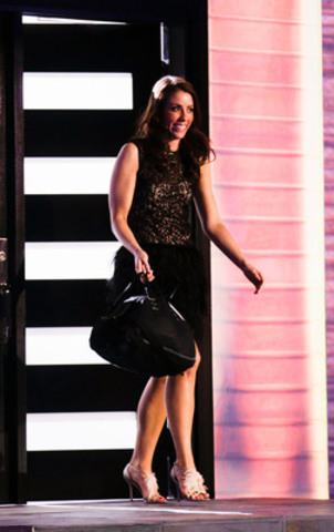 Liza Stinton evicted from the Big Brother Canada house (CNW Group/Shaw Media)