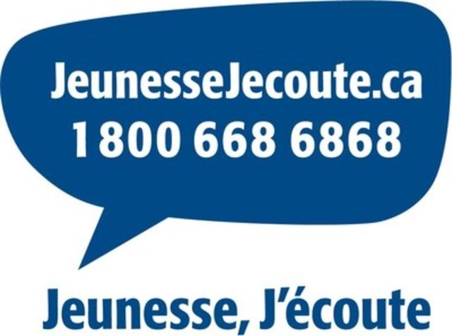 Jeunesse, J'écoute (Groupe CNW/Jeunesse, J'écoute)