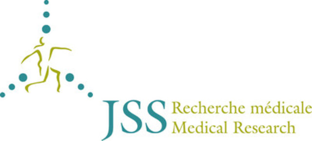 Logo: JSS Medical Research Inc. (CNW Group/JSS Medical Research Inc.)