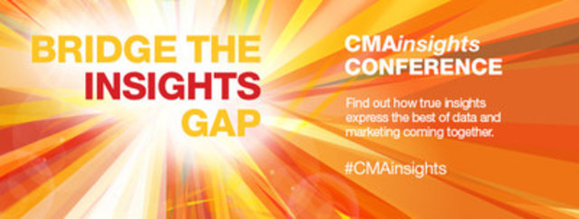 CMAinsights Conference, March 10th (CNW Group/Canadian Marketing Association)