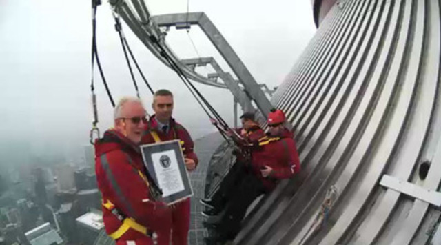 EDGEWALK RECEIVES GUINNESS WORLD RECORDS® TITLE