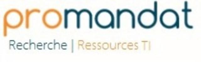 Logo : Promandat (Groupe CNW/Promandat)
