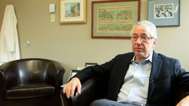 Vidéo : Nouveau traitement contre le cancer colorectal, le premier depuis 2006, approuvé par Santé Canada après une évaluation prioritaire et maintenant disponible pour les patients canadiens atteints d'un cancer colorectal métastatique