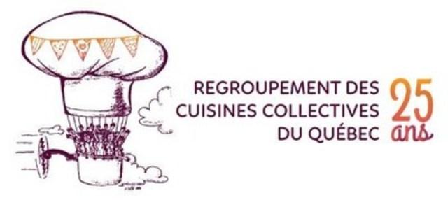 logo (Groupe CNW/Regroupement des cuisines collectives du Québec)
