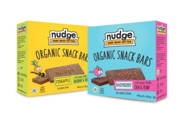 Nudge Bars (CNW Group/GreenSpace Brands Inc.)