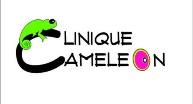 Logo Clinique Caméléon (Groupe CNW/Clinique Caméléon)