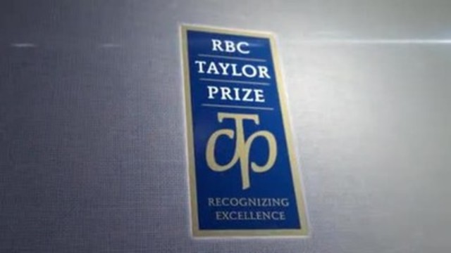 VIDEO: The winner of the 2016 RBC Taylor Prize is Rosemary Sullivan for her book Stalin's Daughter: The Extraordinary and Tumultuous Life of Svetlana Alliluyeva, published by HarperCollins Publishers.