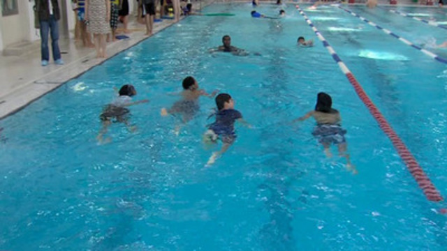 B-Roll: The Lifesaving Society Announces New Survival Swimming Program, called Swim to Survive+, aimed at tweens