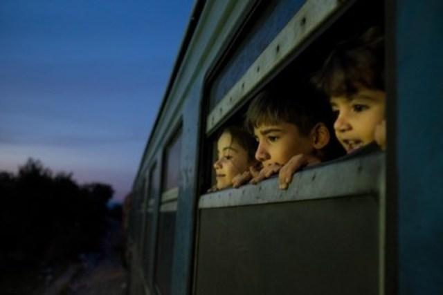Journée mondiale de l'enfance : donner une chance aux enfants en quête d'un refuge (Groupe CNW/UNICEF Canada)