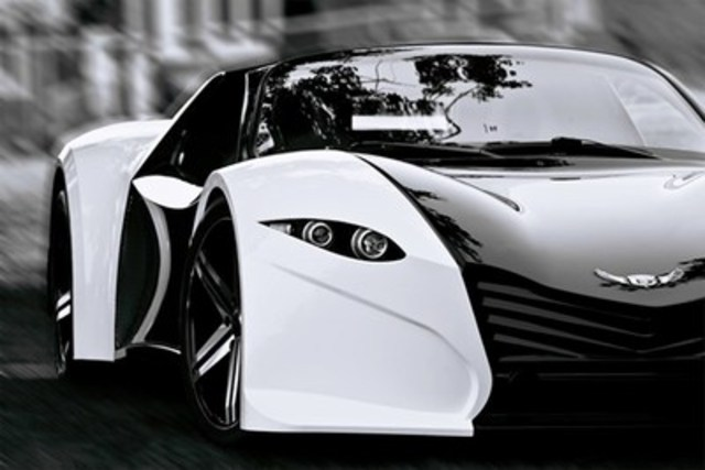 Welcome to the rEVolution of electric vehicles (CNW Group/Dubuc Motors)