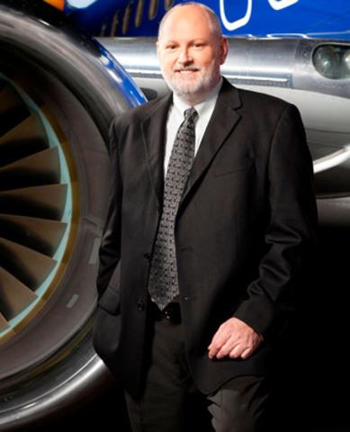 Rocky Wiggins se joindra à WestJet à titre de vice-président directeur et chef de l'information à compter du 2 juin 2014. (Groupe CNW/WestJet)