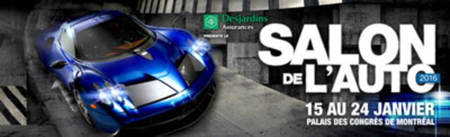 Le Salon de l'Auto de Montréal 2016 : du rêve à la réalité ! (Groupe CNW/SALON INTERNATIONAL DE L'AUTO DE MONTREAL)