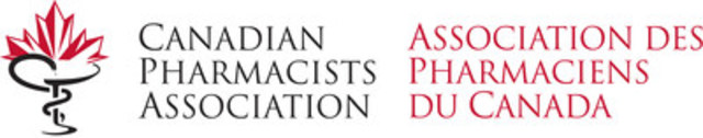 Association des pharmaciens du Canada (Groupe CNW/Association des pharmaciens du Canada)