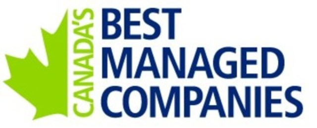 Canada's Best Managed Companies (CNW Group/Copeman Healthcare Centre Inc.)