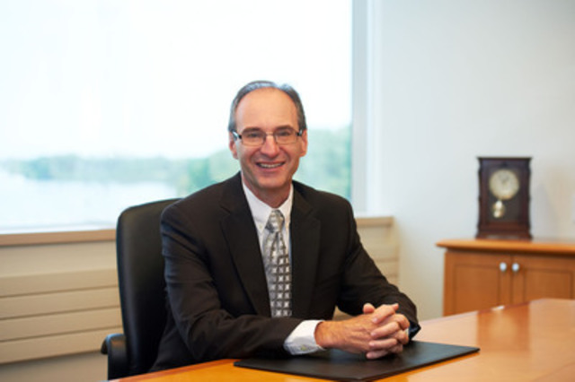 The Board of Directors at Meridian, Ontario's largest credit union, has appointed Bill Maurin as President and CEO. (CNW Group/Meridian Credit Union)