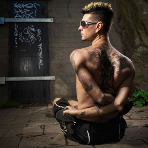 International performance athlete Alakazam will take your breath away.  He will be one of the featured artists at the weekend-long Redpath Waterfront Festival, June 19-21 along the two kilometre revitalized Queens Quay, in Toronto. (CNW Group/Redpath Waterfront Festival)