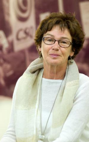 Louise Chabot, présidente de la Centrale des syndicats du Québec (CSQ) (Groupe CNW/Fondation Jasmin Roy)