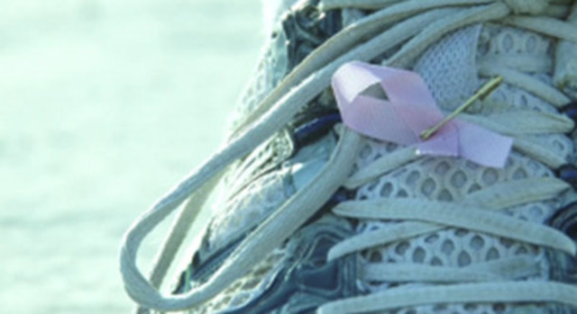Who are you running for? Run for the Cure - Kandahar Airfield, Afghanistan