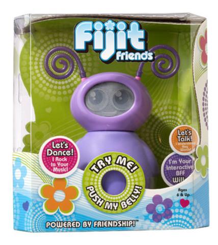 Robots Fijit Friends(TM) (Groupe CNW/Zellers Inc. - Francais)