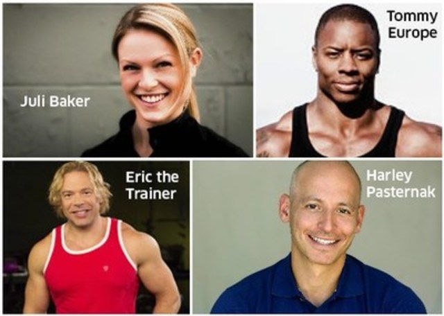 canfitpro world fitness expo returns to Toronto on August 10-14, 2016 with global experts on fitness, nutrition, and healthy living. (CNW Group/Canadian Fitness Professionals Inc. (canfitpro))