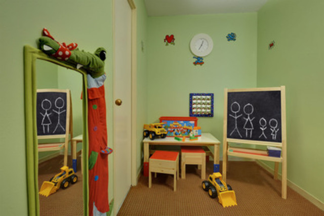 Family Fun Suite (CNW Group/Delta Chelsea Hotel)