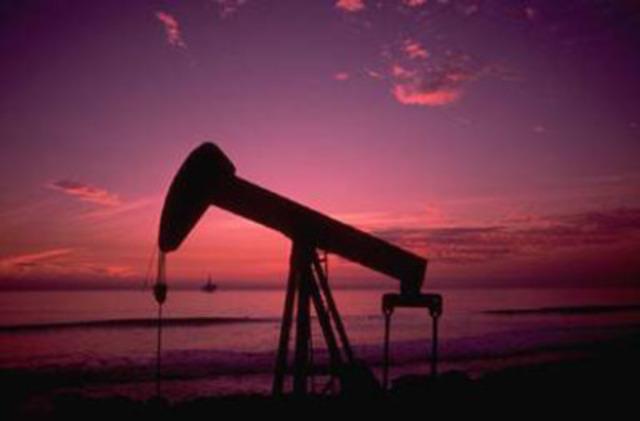 Oil jack (CNW Group/Canadian Association World Petroleum Council)