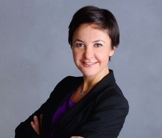 Muriel Amar (CNW Group/Fondation Universitaire Armand-Frappier de l'INRS)