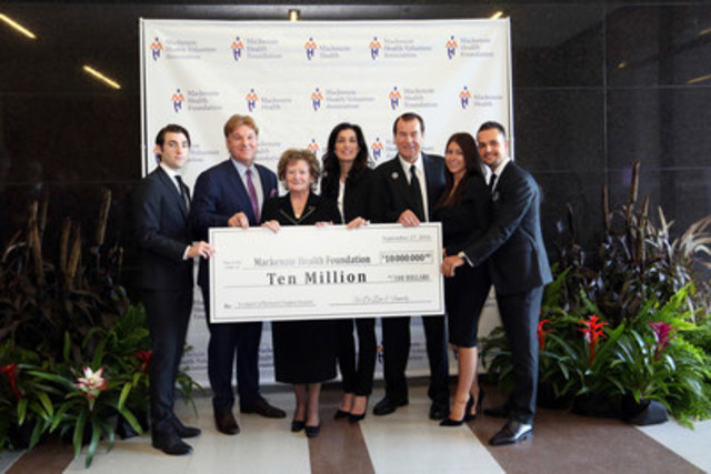 Prominent Vaughan citizen and entrepreneur Vic De Zen announced today a $10-million gift pledge from his family  ...