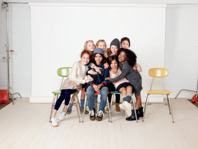 Today Gap launches GapKids Class of 2014, a contest  for the chance to be featured in a 2015 campaign. Entry details can be found at www.GapKidsClass.com. (CNW Group/Gap Canada)