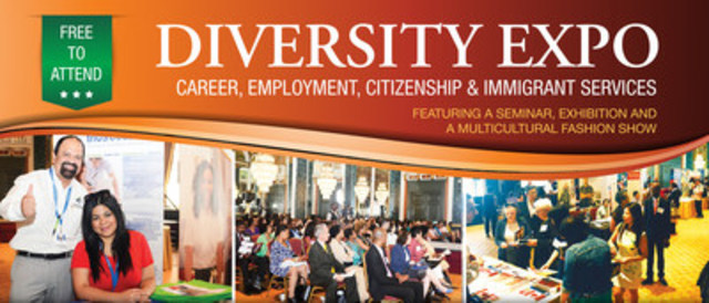 Diversity Expo Features Exhibits, Seminars and a Multicultural Fashion Show (CNW Group/Diversity Expo & Awards)
