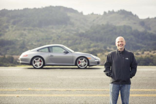 Turo CEO Andre Haddad. Photo credit: Turo (CNW Group/Turo)